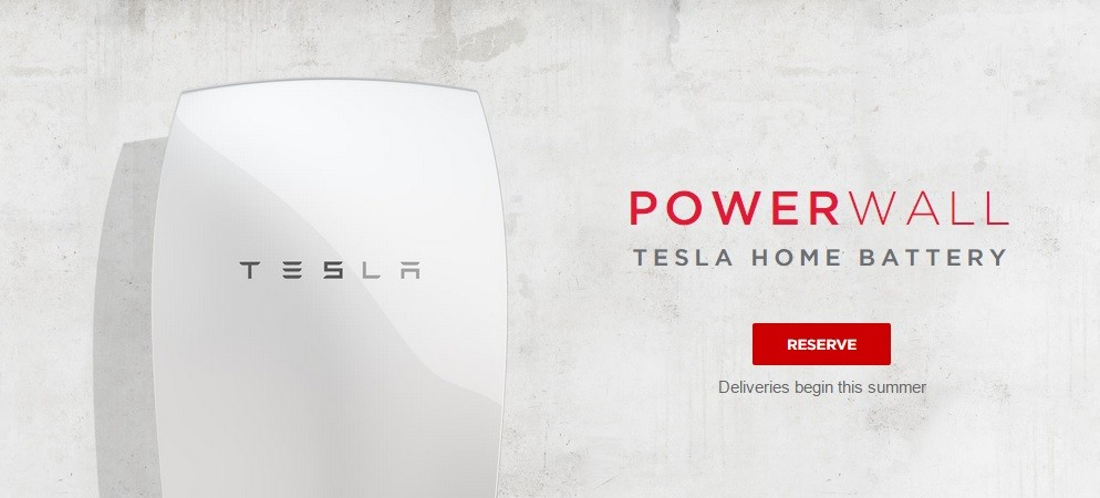 Tesla Powerwall Release Date and Price revealed for home battery