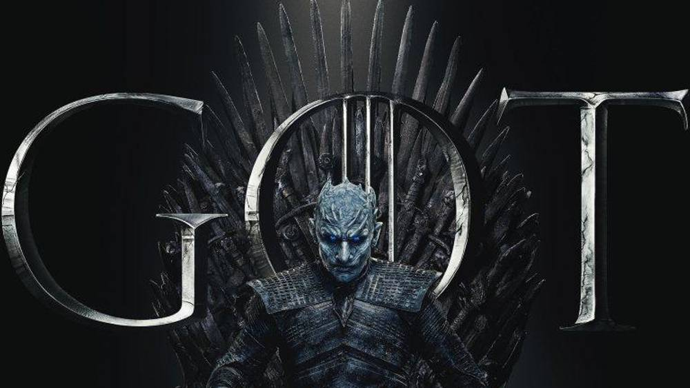 Game of Thrones Schedule (Season  8)